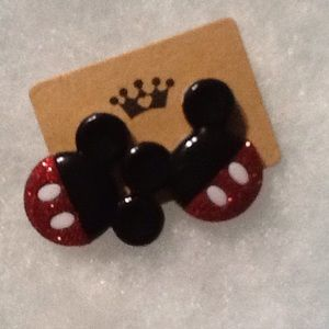 BN Exclusive Disney Boutique Mickey Mouse Earrings